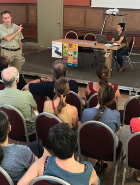 Taller 2 Decidim, Caldes de Montbui – 20 de juliol de 2017